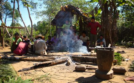 Notes from the field: Tracking LICCIs in the Territorio Indígena Tsimane'