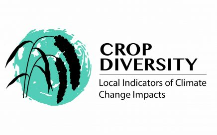 Assessing the crop diversity trends in relation with climate change based on local knowledge